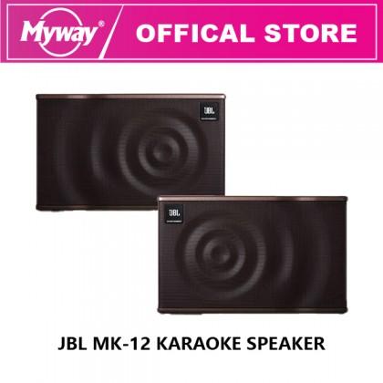 "JBL MK-12"" 2-Way Full-Range Loudspeaker System"