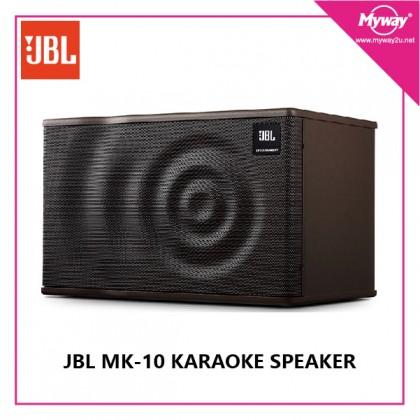 "JBL MK-10"" 2-Way Full-Range Loudspeaker System"