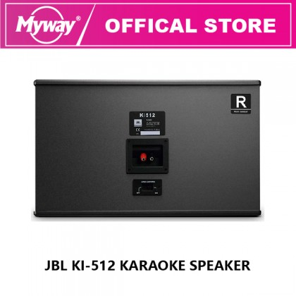 JBL Ki-512 Inch 3-Way Full Range Loudspeaker System