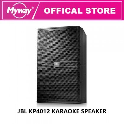 JBL KP4012 12 Inch 2-Way Full Range Loudspeaker System