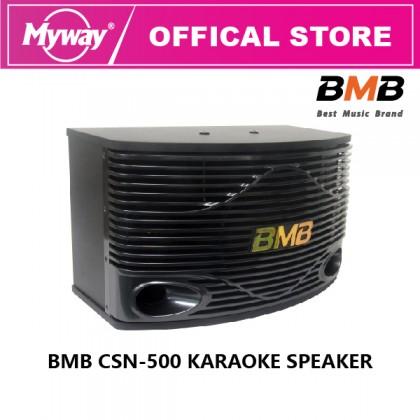 BMB CSN-500 Karaoke Speaker (10 inch)