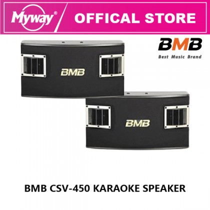 BMB CSV-450 Karaoke Speaker (10 inch)