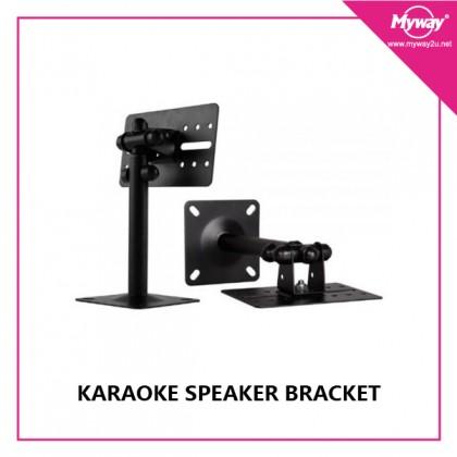 Karaoke Speaker Bracket