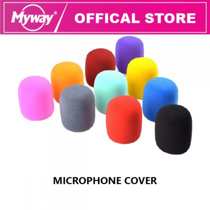 Professional Noise Cancellation Microphone Cover