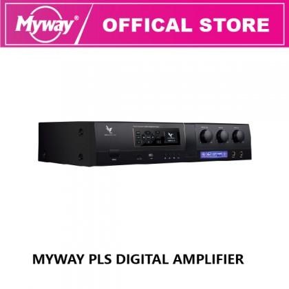 Myway PLS Digital Power Amplifier