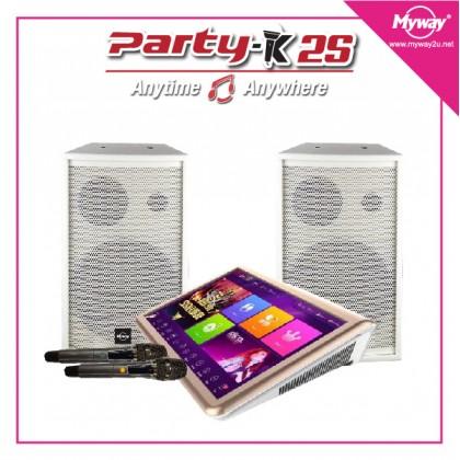 Party K2S 5 in 1 Karaoke System