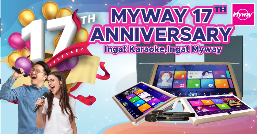 MYWAY 17TH Anniversary 2021